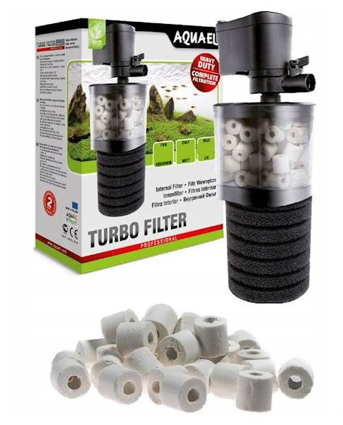 AQUAEL FILTR DO AKWARIUM TURBO 500 DO 150L