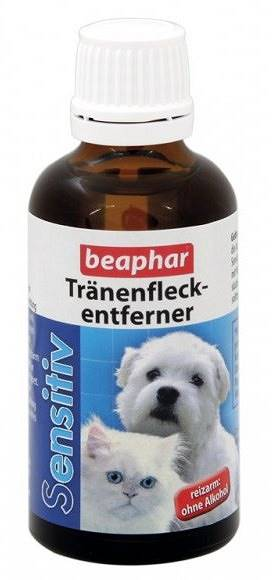 BEAPHAR SENSITIV DO OKOLIC OCZU I USZU 50ml