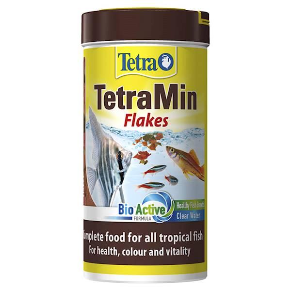 TETRA MIN FLAKES 500ml/ 100g