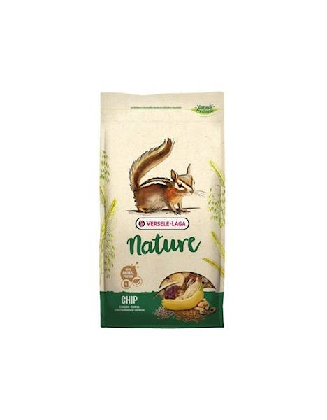 V.NATURE CHIP 700g - wiewiórka
