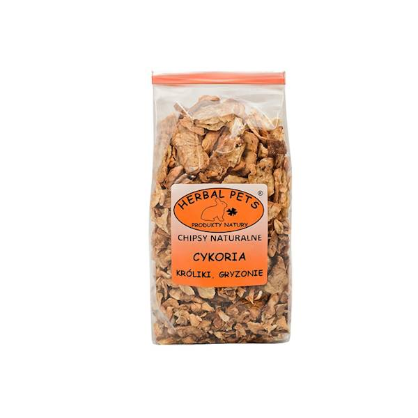 PETS CHIPSY CYKORIA 125g