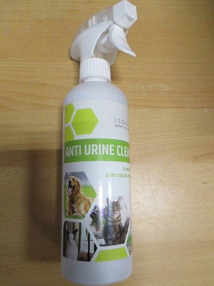 SPRAY ANTY URINE CLEANER 500ml