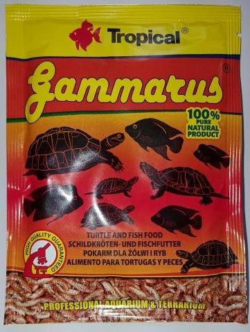 GAMMARUS TROPICAL  12g saszetka