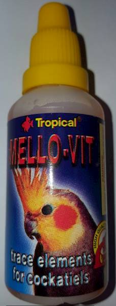 MELLO-VIT dla NIMFY 30ml