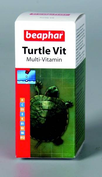 BEAPHAR TURTLE VITAMIN 20ml