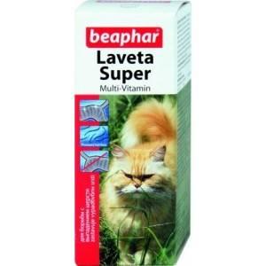 BEAPHAR LAVETA SUPER DLA KOTA 50ml