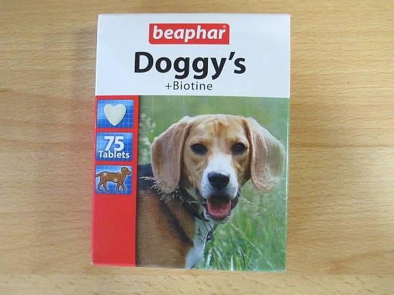BEAPHAR DOGGY'S BIOTIN 75 szt.
