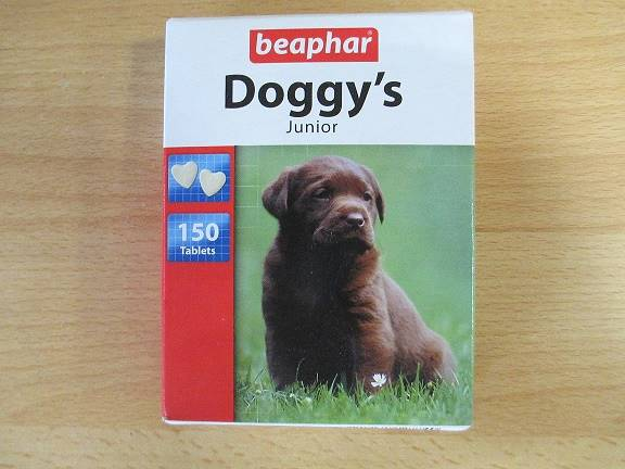 BEAPHAR DOGGY'S JUNIOR 150 szt.