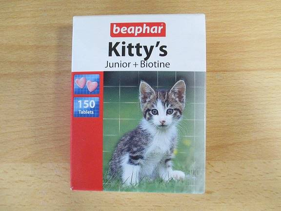 BEAPHAR KITTY'S JUNIOR 150szt.