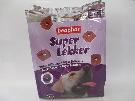 BEAPHAR SUPER - LEKKER DOG 1kg