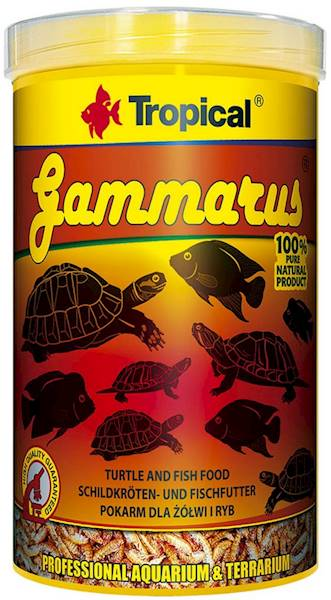 GAMMARUS TROPICAL 500ml/60g