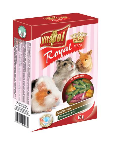 MENU PALUSZKI - mix 60g