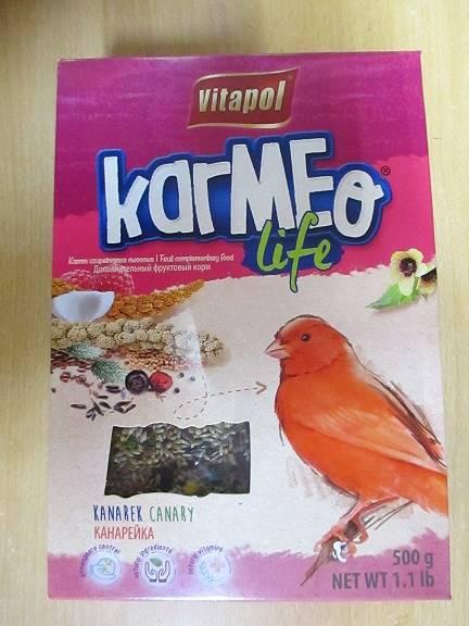VITAPOL.KANAREK OWOCOWY KARMEO 500g