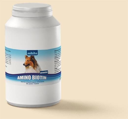 AMINO BIOTIN 500g