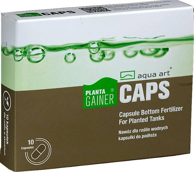 PLANTA GAINER CAPS 10tab. nawóz w kapsułkach