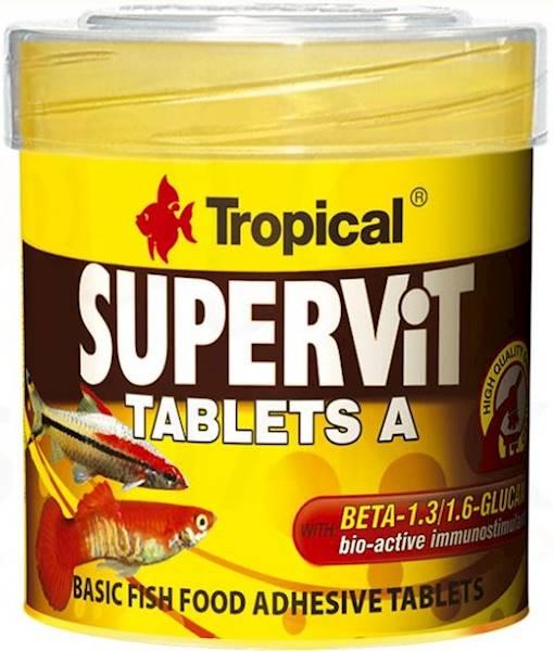 SUPERVIT TABLETS A 50ml/36g