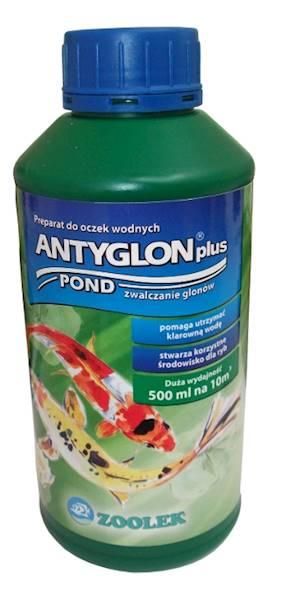 PREPARAT AKWARYSTYCZNY 500 ml ANTYGLON plus