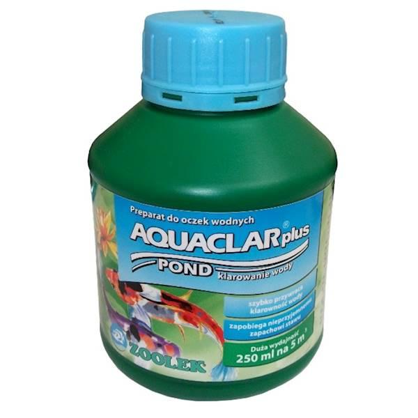PREPARAT AKWARYSTYCZNY 250 ml AQUACLAR plus