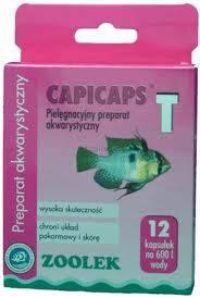 PREPARAT AKW. CAPICAPS-T 12 kaps.