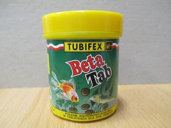 BETA I - TABL.DLA RYB roślinne