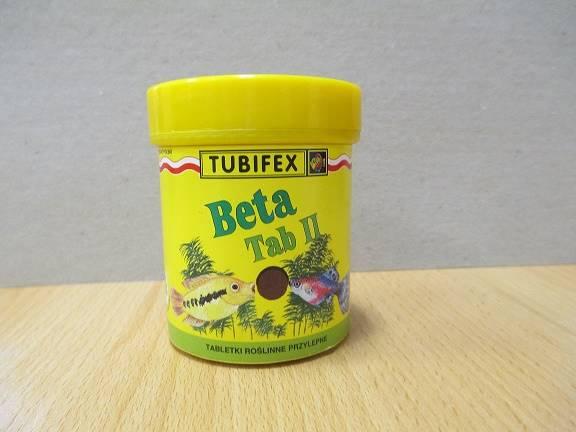 BETA II - TABL.DLA RYB roślinne