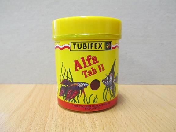 ALFA II- TABL.DLA RYB wieloskładnikowe