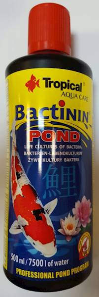 BACTININ POND 500ml