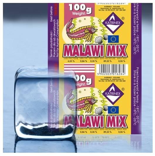 Mrożonka- MALAWI MIX 100g