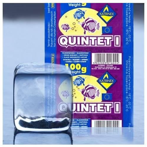 Mrożonka- QUINTET I 100g