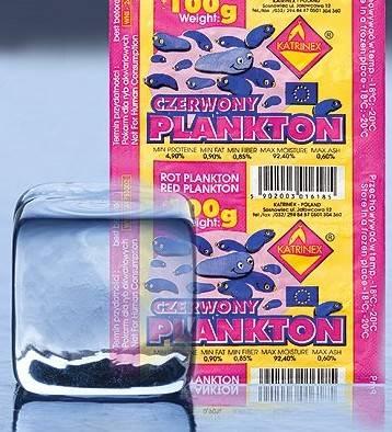 Mrożonka- PLANKTON MORSKI 100g