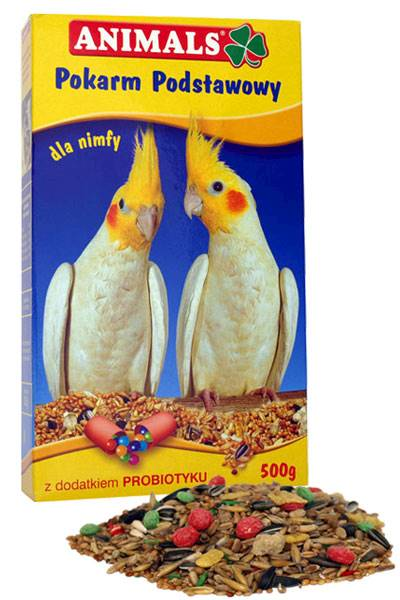 ANIMALS NIMFA 500g