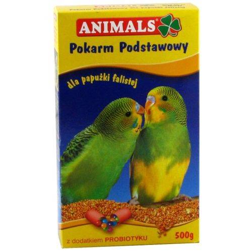 ANIMALS PAPUGA FALISTA 500g
