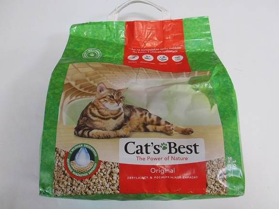 PIASEK CAT'S BEST ORIGINAL 10L