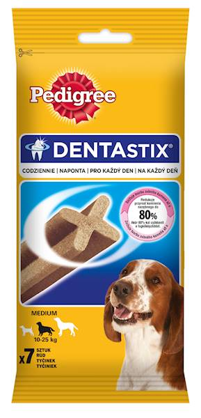 PEDIGREE DENTASTIX MEDIUM 180g *