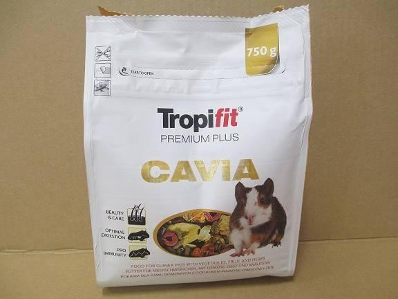 TROPIFIT  PREMIUM PLUS CAVIA 750g