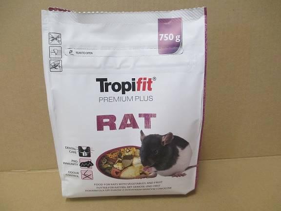 TROPIFIT  PREMIUM PLUS RAT 750g