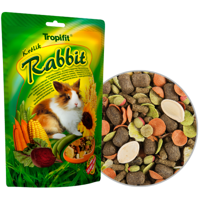 TROPIFIT RABBIT-KRÓLIK  500g