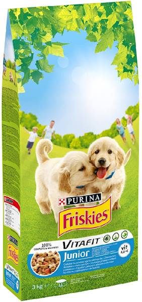 FRISKIES PIES JUNIOR 3kg