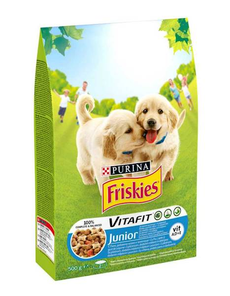 FRISKIES PIES JUNIOR 500g