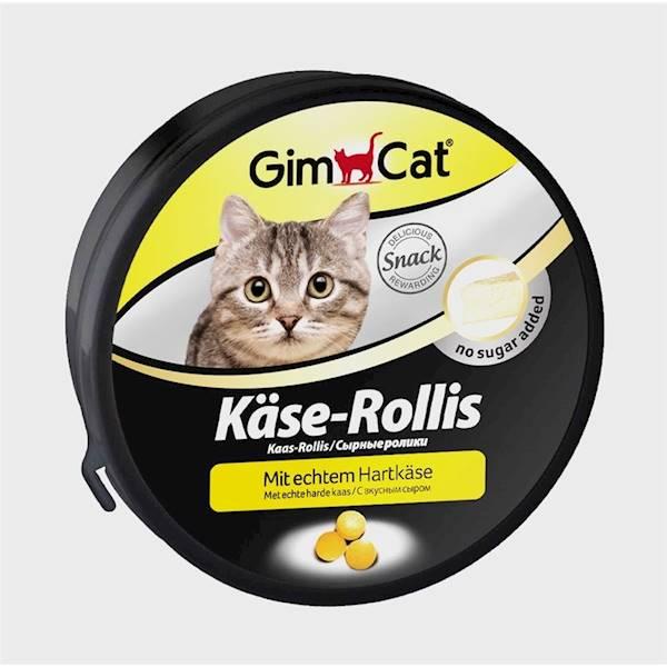 GIMCAT KASE-ROLLIS 400szt-przysmak serowy
