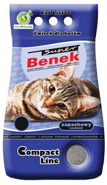 PIASEK S.BENEK COMPACT BRYZA MORSKA 10L