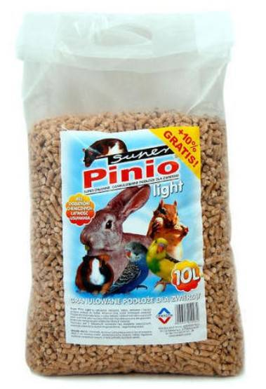 PIASEK PINIO LIGHT 10L