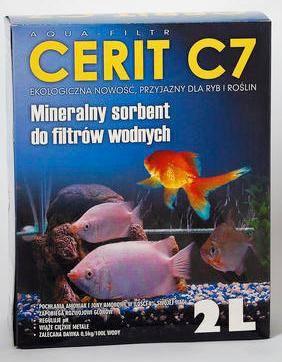 CERIT C7 (wkład filtra wodnego) 2L