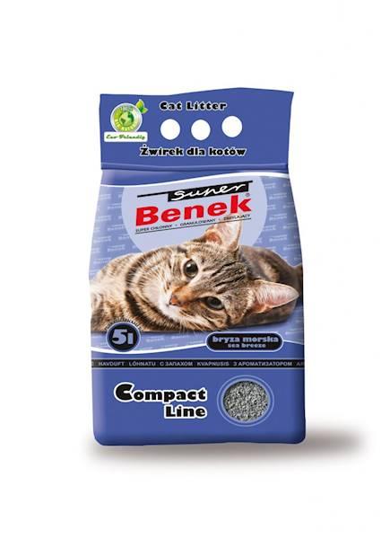 PIASEK S.BENEK COMPACT BRYZA MORSKA  5L