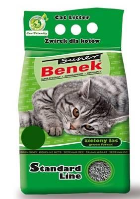 PIASEK S.BENEK ZIELONY LAS 25L