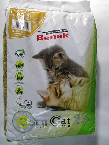 PIASEK S.BENEK CORN CAT 25L
