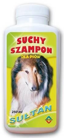 SZAMPON SUCHY SUŁTAN dla psów 250ml