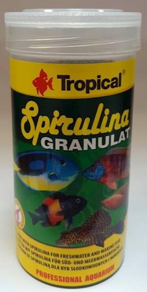 SPIRULINA GRANULAT  250ml/110g