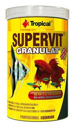 SUPERVIT GRANULAT  250ml/138g