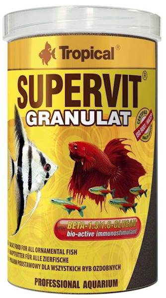 SUPERVIT GRANULAT 1000ml/550g